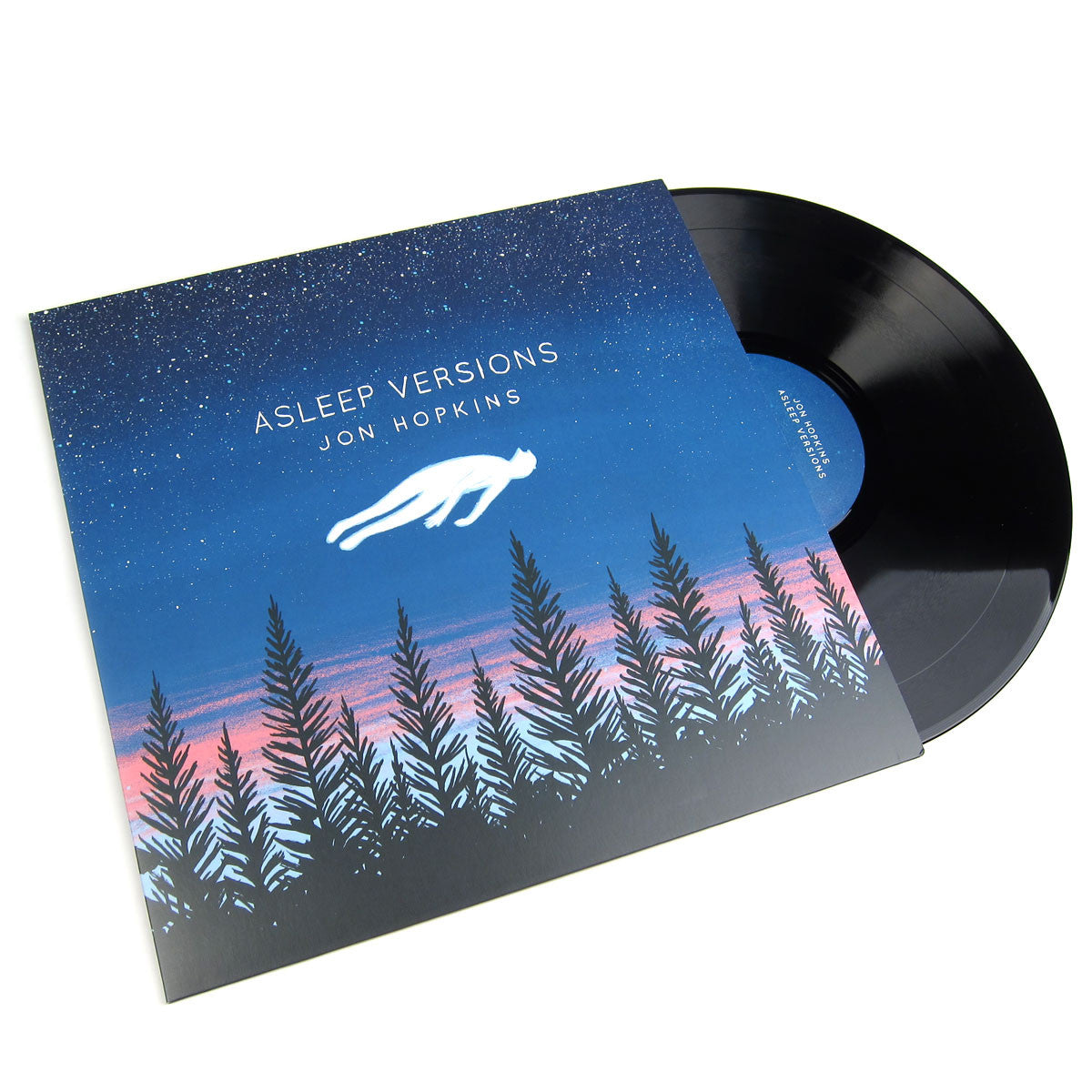 Jon Hopkins: Asleep Versions (180g, Free MP3) Vinyl 12""