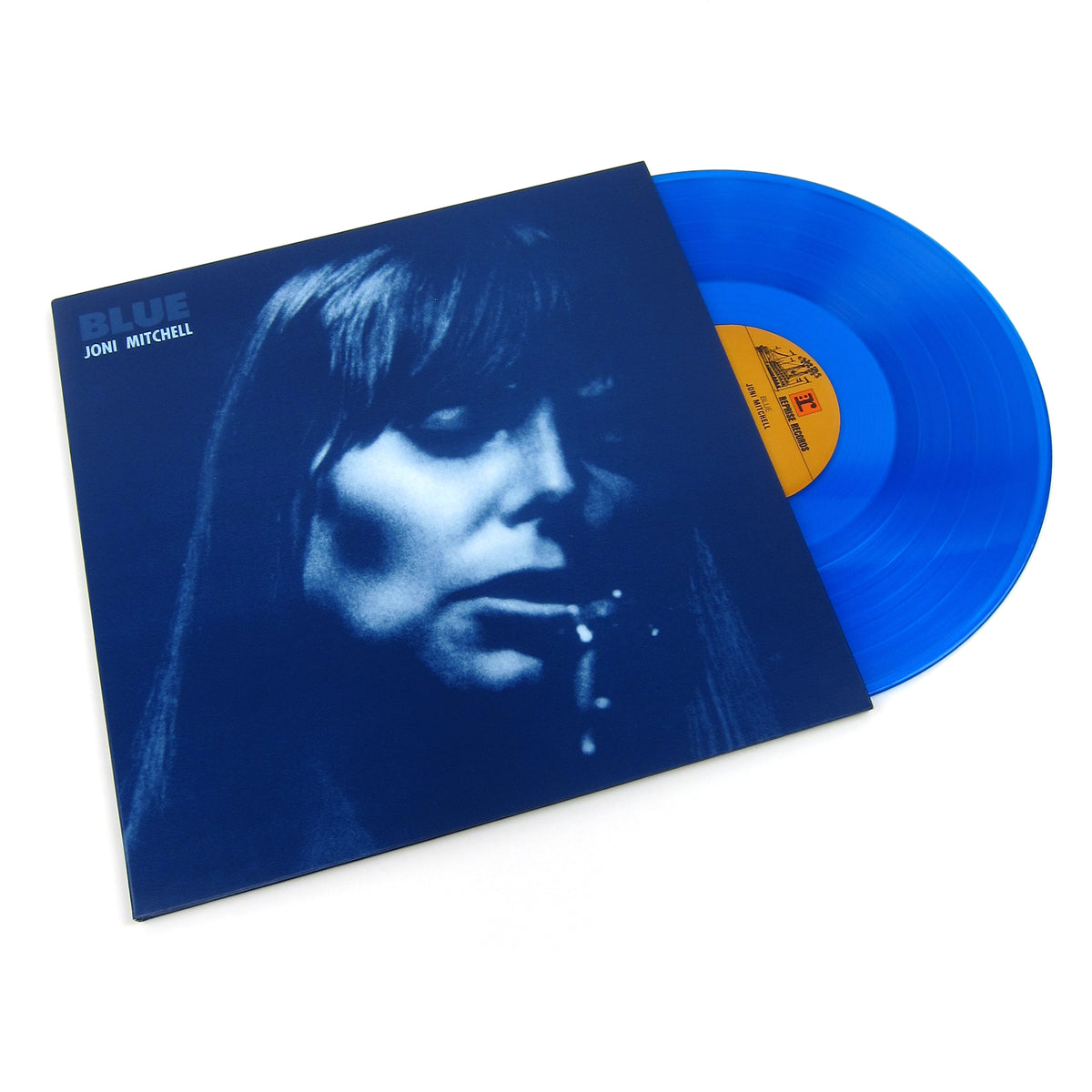 Joni Mitchell: Blue (Colored Vinyl) Vinyl LP