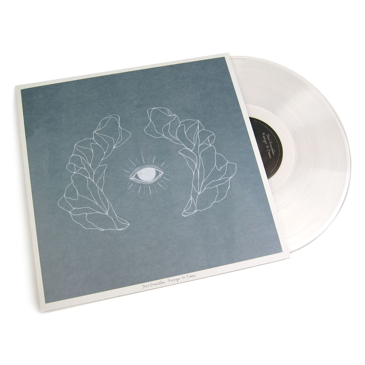 Jose Gonzalez: Vestiges & Claws (Clear Vinyl Indie Exclusive) Vinyl LP