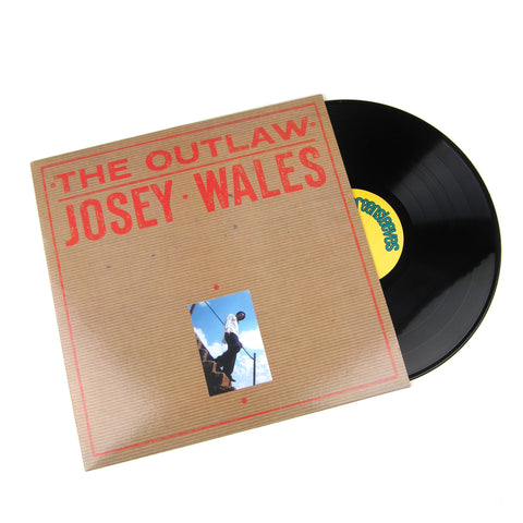 Josey Wales: The Outlaw Josey Wales Vinyl LP