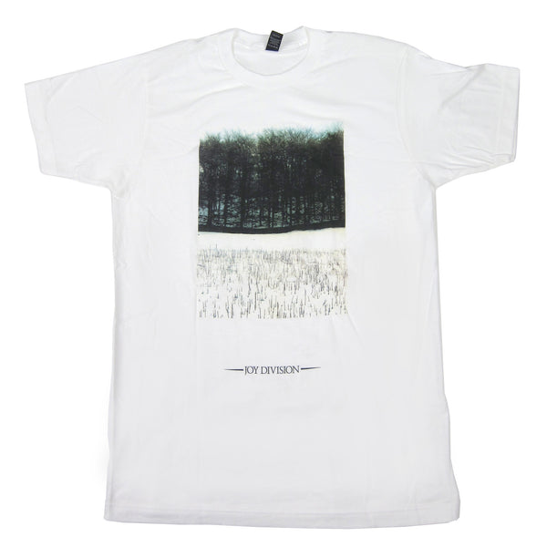 Joy Division: Atmosphere Shirt - White