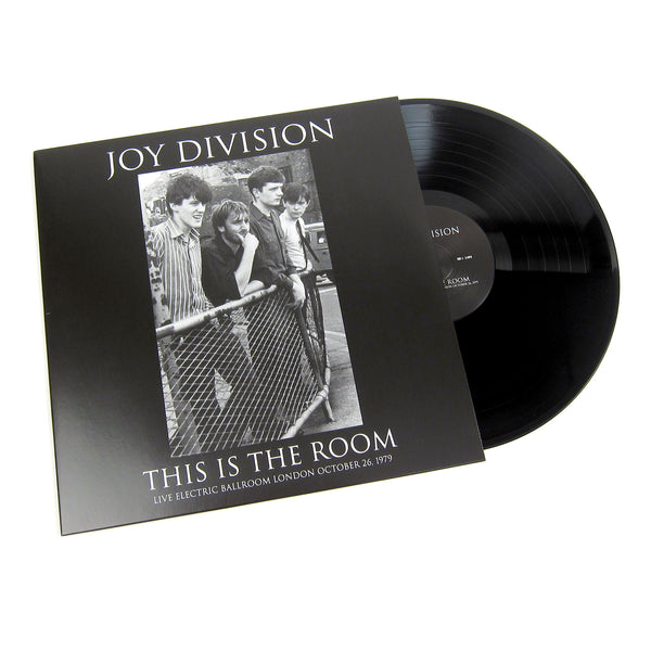 Joy Division: This Is The Room - Live At The Electric Ballroom 10/26/79 Vinyl LP