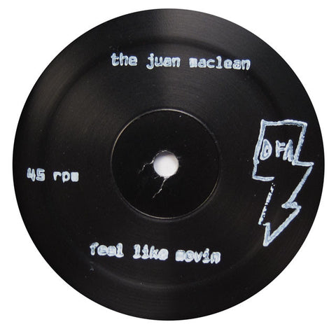 The Juan Maclean / Shit Robot: Feel Like Movin / We Got A Love (Free MP3) 12""