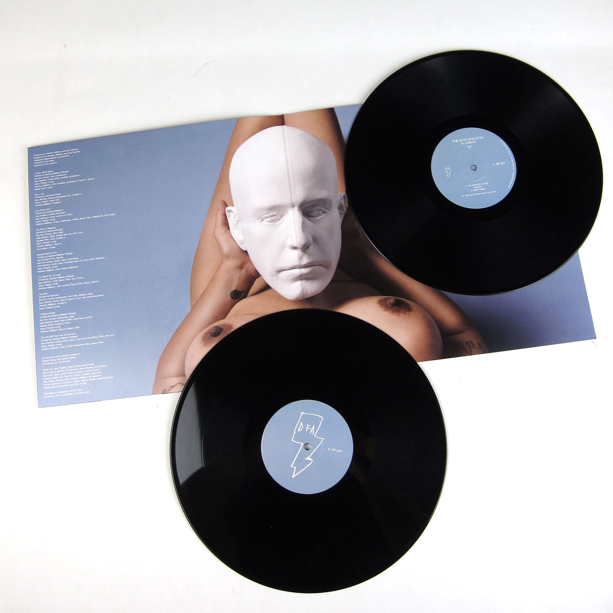 The Juan Maclean: In a Dream (Free MP3) Vinyl 2LP