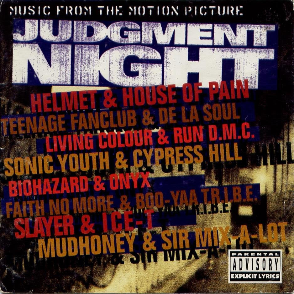 Judgement Night: Soundtrack (Colored Vinyl) Vinyl LP (Record Store Day)