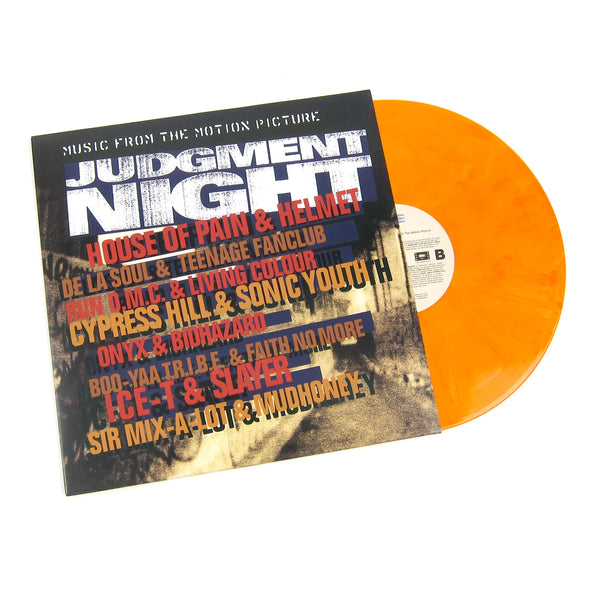 Judgement Night: Soundtrack (Music On Vinyl 180g Colored Vinyl) Vinyl LP