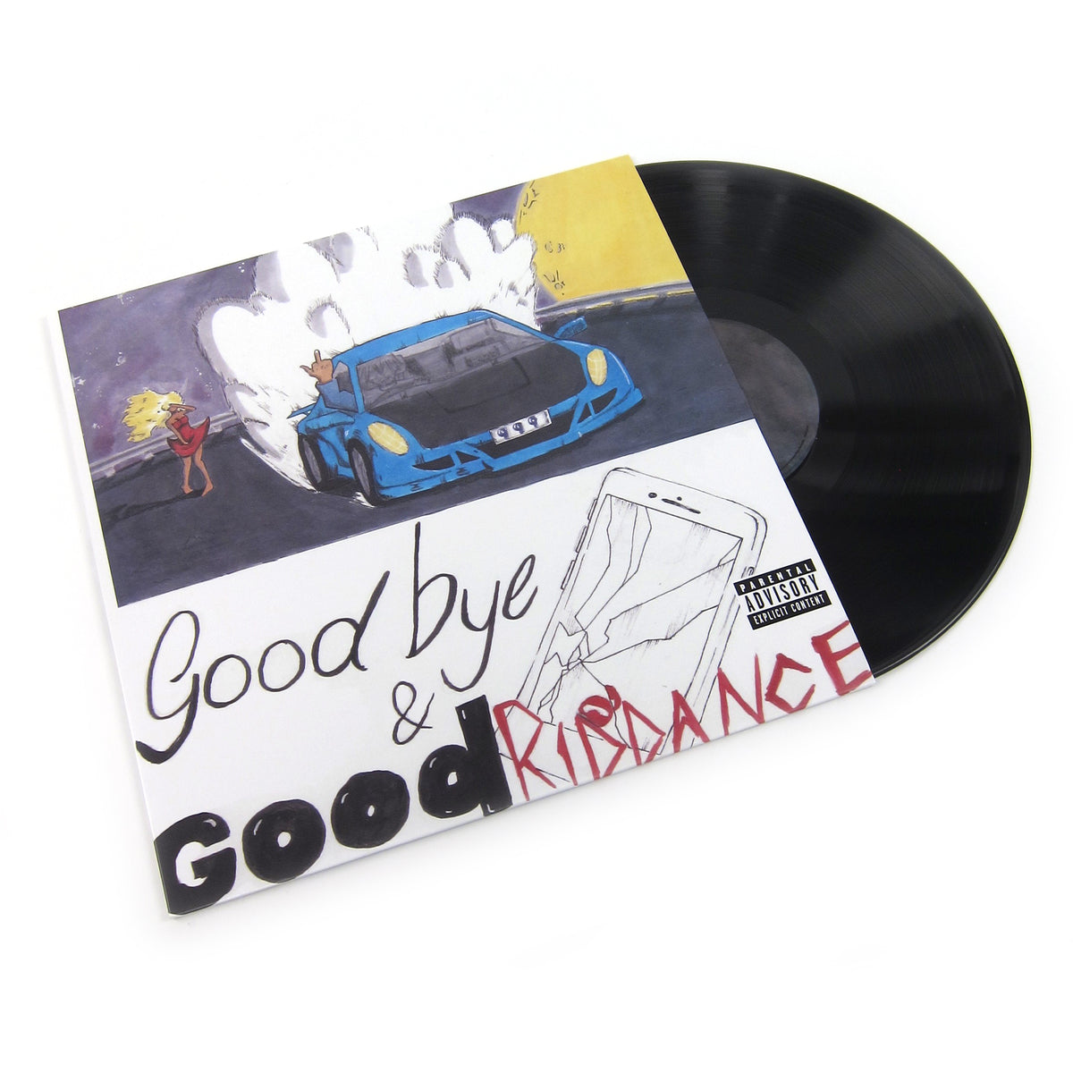 Juice WRLD: Goodbye & Good Riddance Vinyl LP