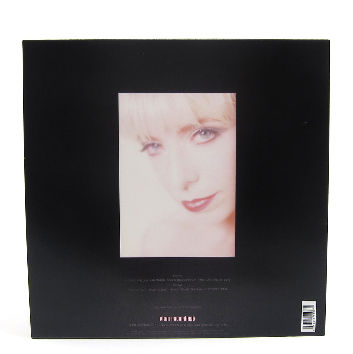 Julee Cruise: Floating Into The Night (David Lynch, Angelo Badalamenti, 180g) Vinyl LP