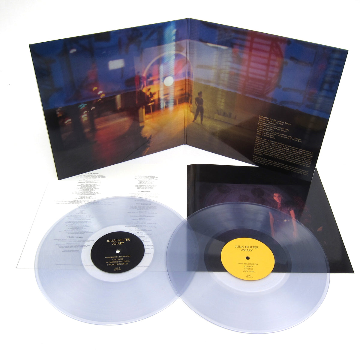 Julia Holter: Aviary (Indie Exclusive 180g Colored Vinyl) Vinyl 2LP