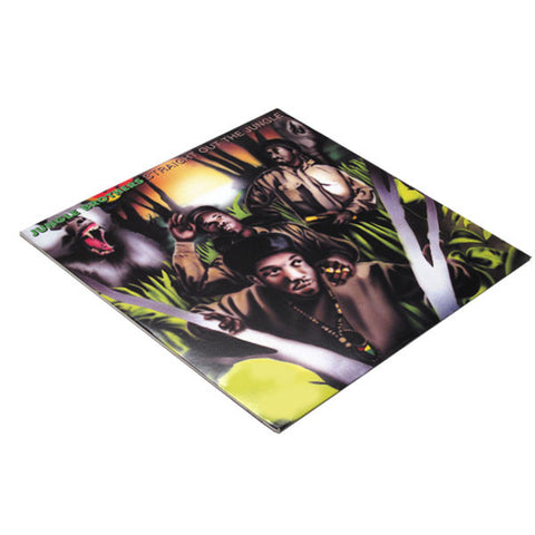Jungle Brothers: Straight Out the Jungle (w/ Poster) 2LP