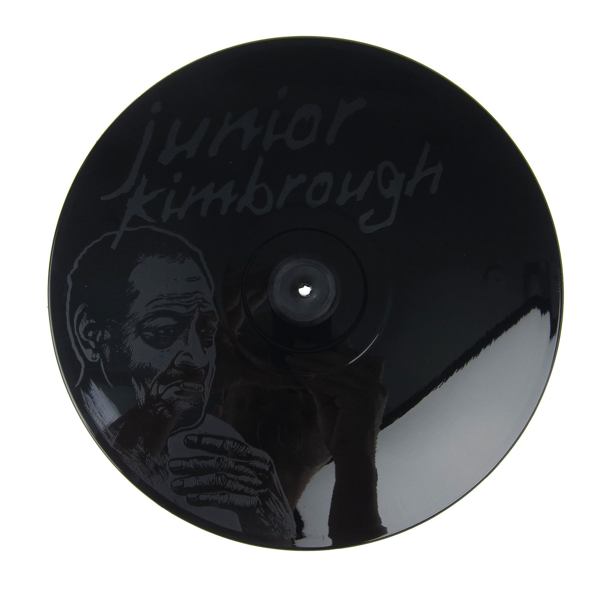 "Junior Kimbrough: I Gotta Try You Girl (Daft Punk Remix) Vinyl 12"" (Record Store Day)"
