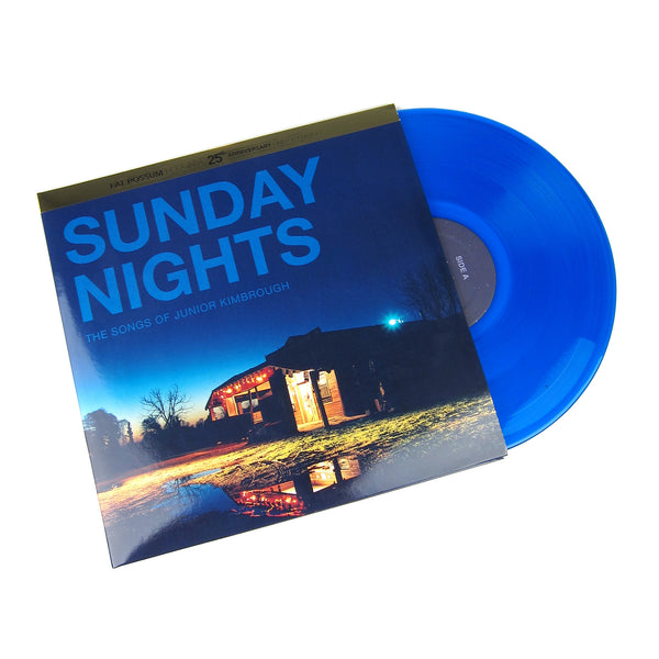 Junior Kimbrough: Sunday Nights - The Songs of Junior Kimbrough Vinyl 2LP (Record Store Day)