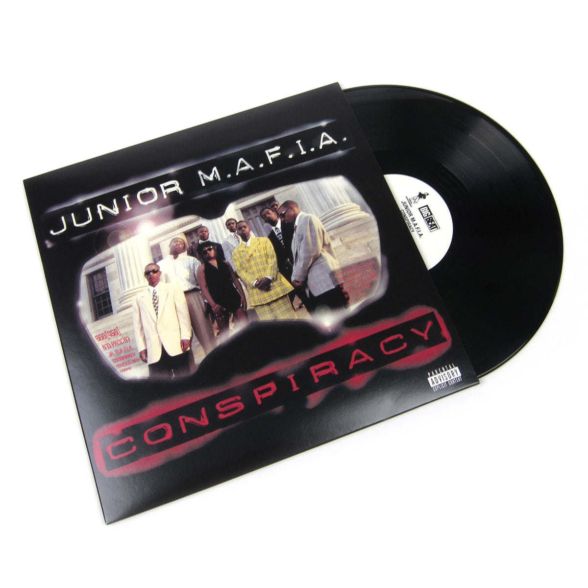 Junior M.A.F.I.A.: Conspiracy Vinyl 2LP