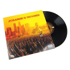 Jurassic 5: Power In Numbers Vinyl 2LP