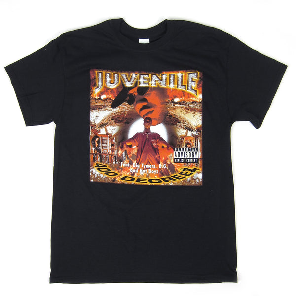 Juvenile: 400 Degreez Shirt - Black