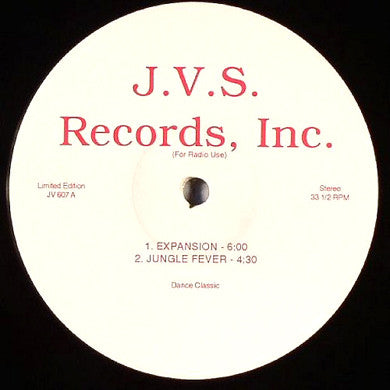 Lonnie Liston: Expansions / Jungle Fever 12""