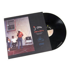 J-Zone: Fish-N-Grits Vinyl LP