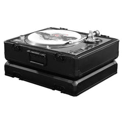 Odyssey: Black KROM Series Turntable Case (K1200BL)