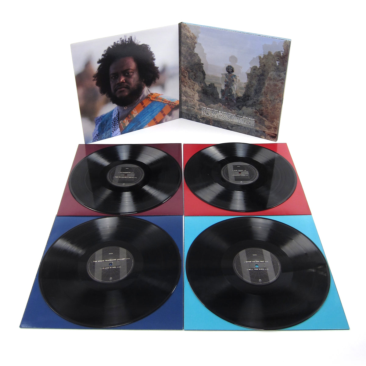 Kamasi Washington: Heaven And Earth Vinyl 5LP