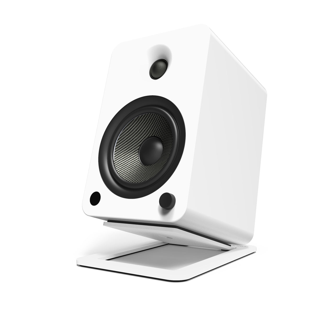 Kanto: S6 Desktop Speaker Stands for YU6 / TUK (White / Pair)