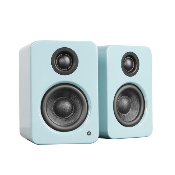 Kanto: YU2 Powered Bookshelf Speakers - Gloss Teal (YU2GT)