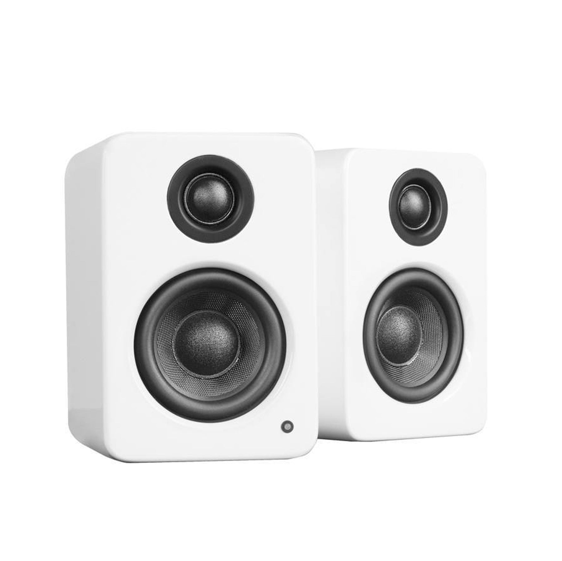 bamboo powered desktop pair watt bookshelf front speakers kanto soundapproach