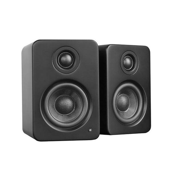 Kanto: YU2 Powered Bookshelf Speakers - Matte Black (YU2MB)