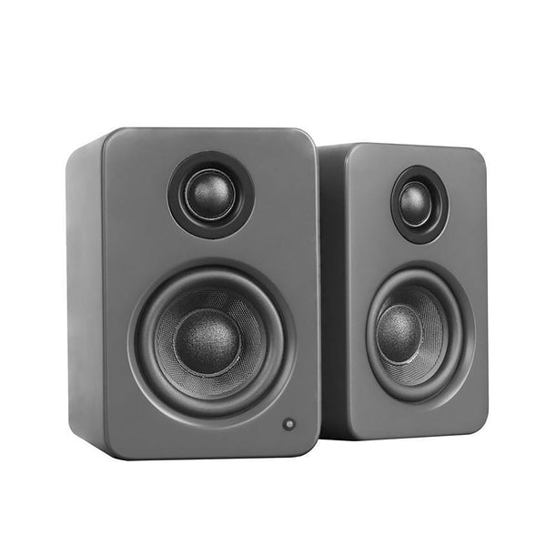 Kanto: YU2 Powered Bookshelf Speakers - Matte Grey (YU2MG)