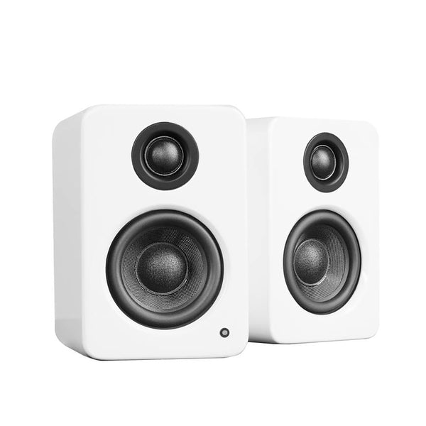 Kanto: YU2 Powered Bookshelf Speakers - Matte White (YU2MW)