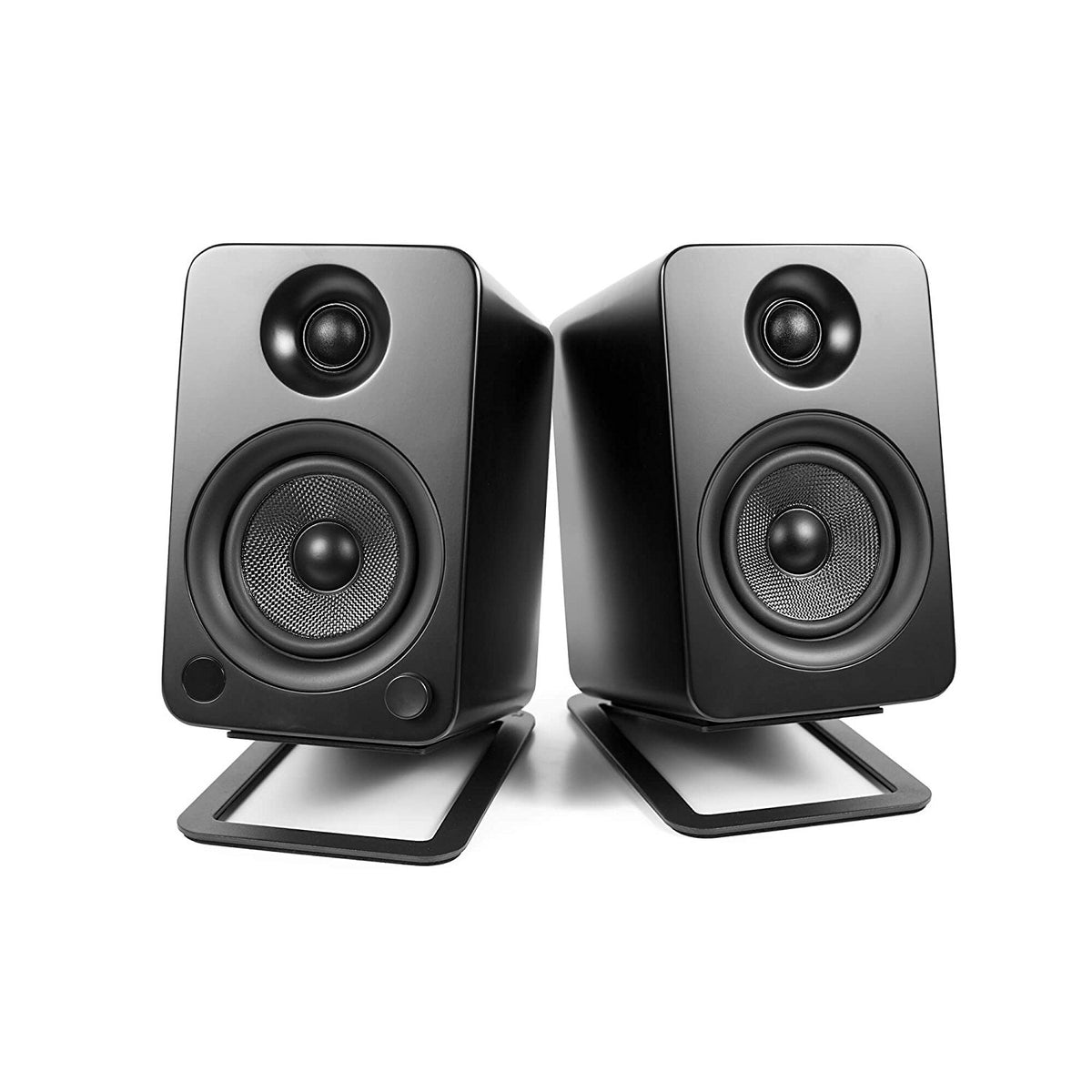 Kanto: S4 Speaker Stands for YU4 (Black / Pair)