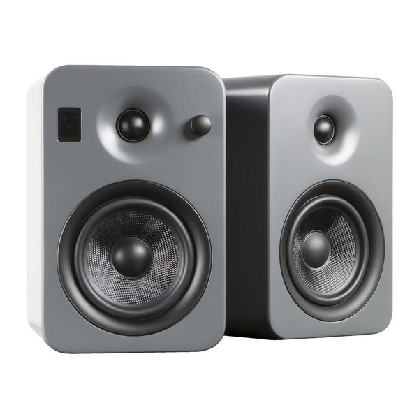 Kanto: Yumi Bookshelf Speakers - Matte Grey (YUMIGRY)