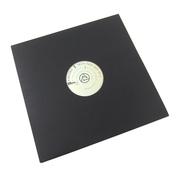 Karizma: Tech This Out Pt.1 (Atjazz, Yoruba Soul) Vinyl 12""