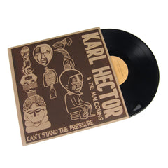 Karl Hector & The Malcouns: Can't Stand The Pressure Vinyl 4LP