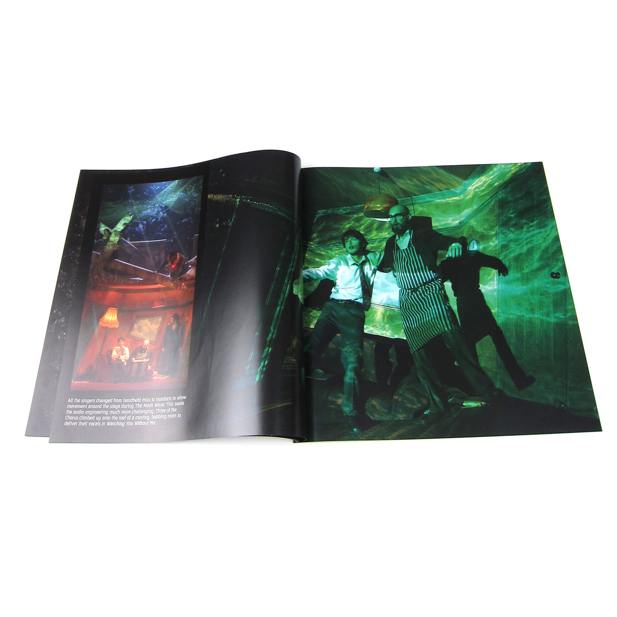 Kate Bush: Before The Dawn Vinyl 4LP Boxset