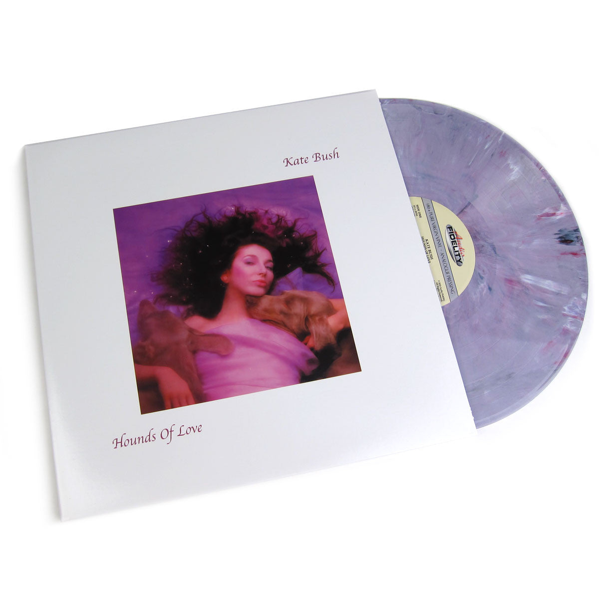 Kate Bush: Hounds Of Love (180g, Colored Vinyl) Vinyl LP