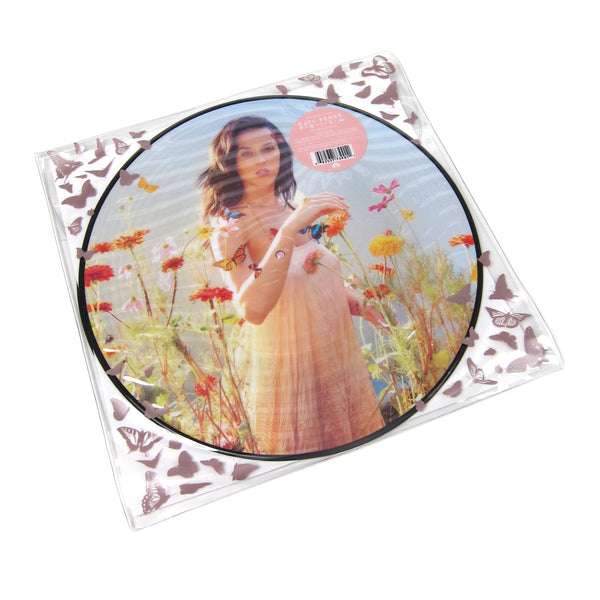 Katy Perry: Prism Pic Disc Vinyl 2LP (Record Store Day 2014)