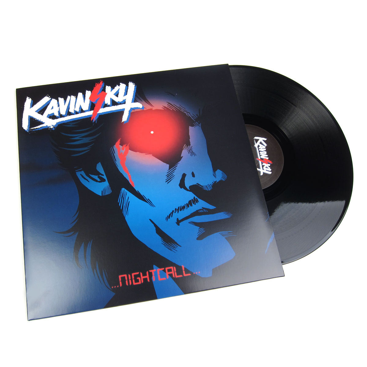 Kavinsky: Nightcall (Drive Soundtrack) Vinyl 12""