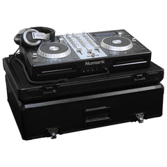 Odyssey: Black KROM Medium Size High Profile DJ Controller Case (KDJC4BL)