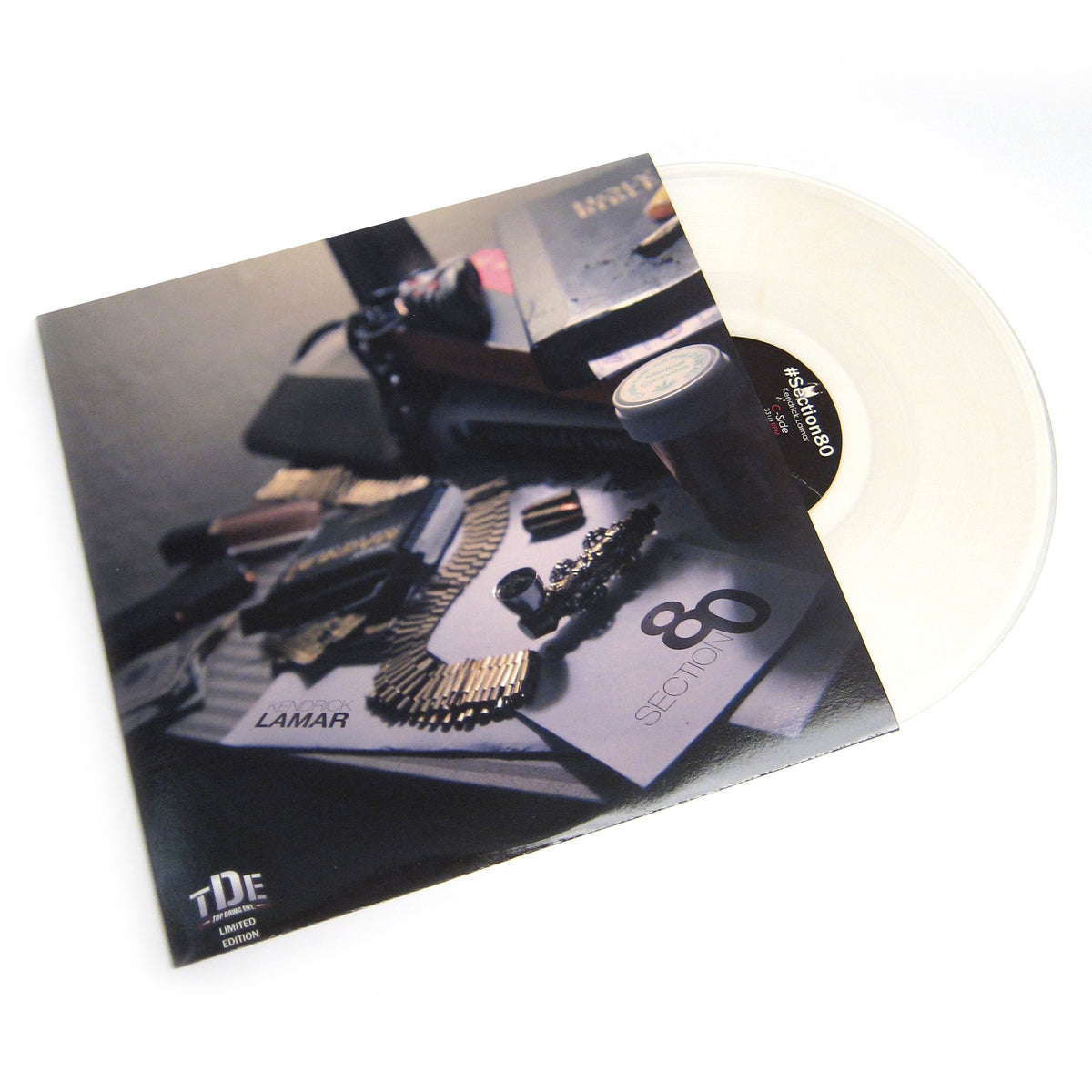 Kendrick Lamar: Section 80 Vinyl LP