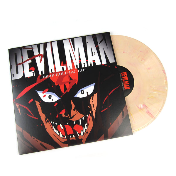 Kenji Kawai: Devilman - The Birth (180g Colored Vinyl) Vinyl LP