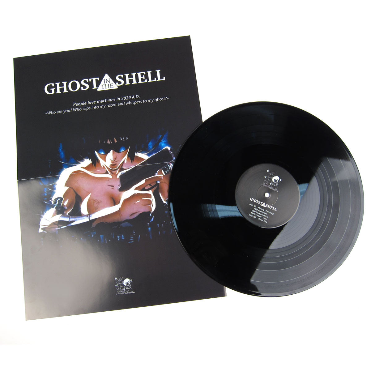 Kenji Kawai: Ghost In The Shell Original Soundtrack Vinyl LP