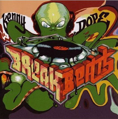 Kenny Dope: Break Beats CD