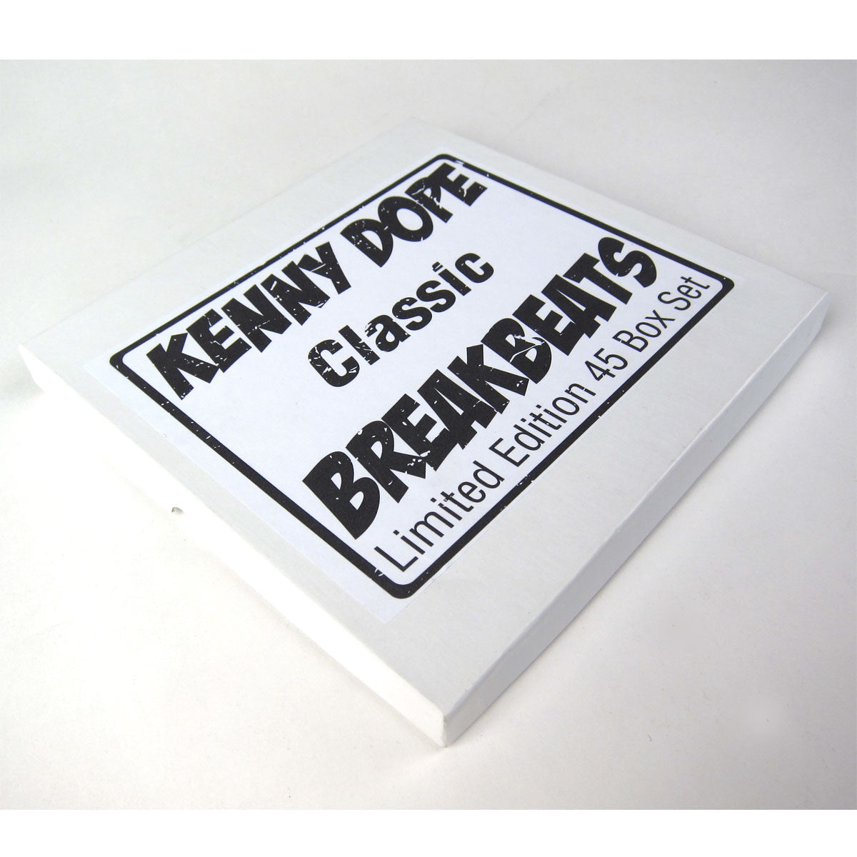 Kenny Dope: Classic Breakbeats Limited Edition 45 Boxset box