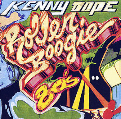 Kenny Dope: Roller Boogie 80's CD