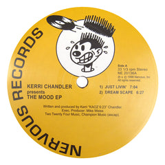 Kerri Chandler: The Mood Vinyl 12""