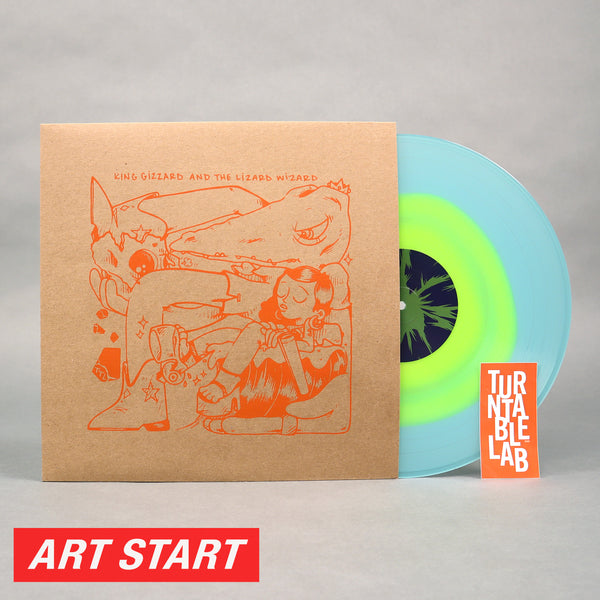 King Gizzard And The Lizard Wizard: Teenage Gizzard (TTL Bootleg Colored Vinyl) Vinyl LP - Turntable Lab Exclusive