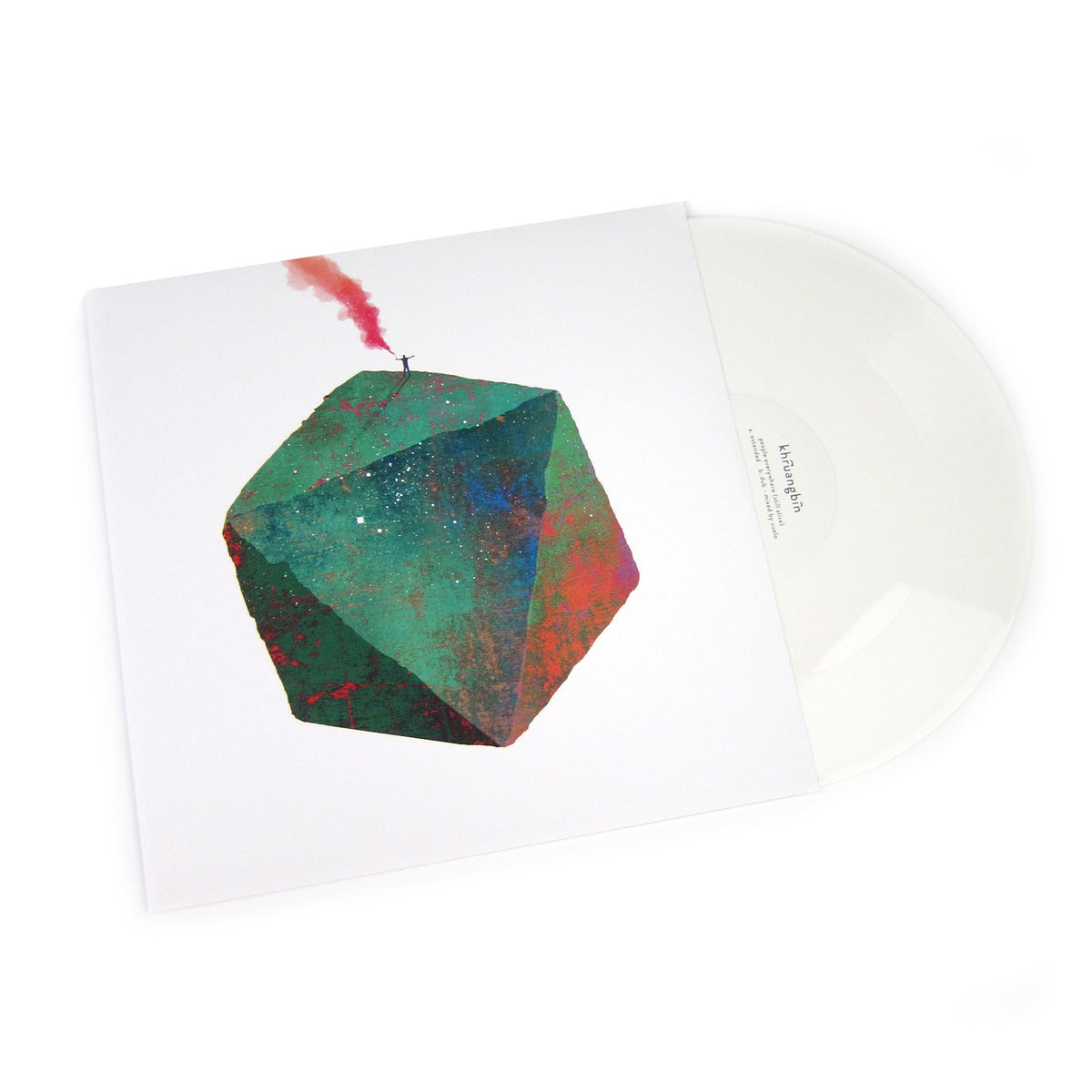 "Khruangbin: People Everywhere Vinyl 12"" (Record Store Day)"