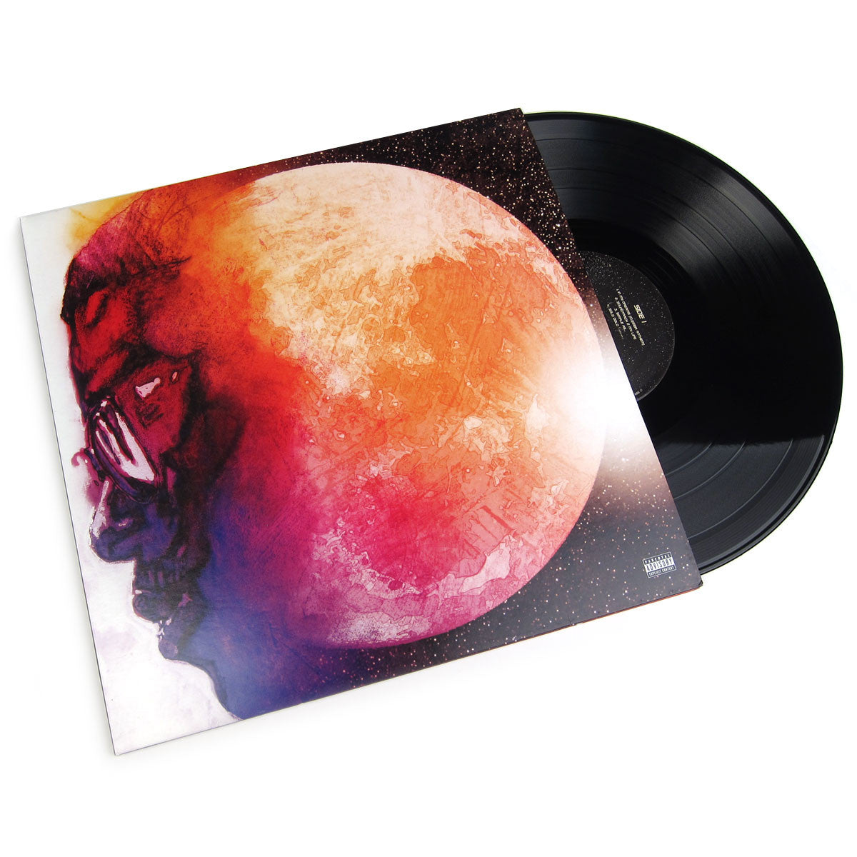 Kid Cudi: Man On The Moon: The End Of Day (with FREE MP3 Download) 2LP