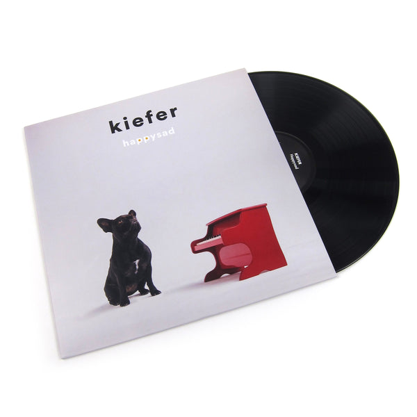 Kiefer: Happysad Vinyl LP