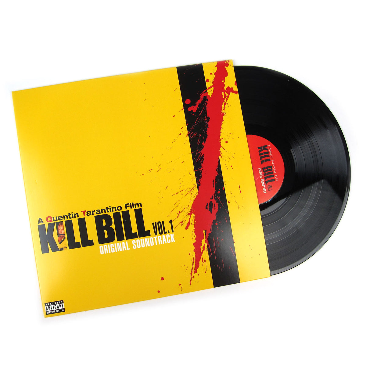 Kill Bill: Kill Bill Vol.1 Original Soundtrack Vinyl LP